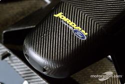 Cono de nariz del Jordan-Ford EJ13