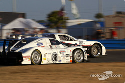 #88 Multimatic Motorsports Ford Multimatic: Scott Maxwell, David Brabham, David Empringham