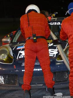 Pitstop for #43 Orbit Racing Porsche GT3 RS