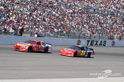 Ricky Craven and Jeff Gordon