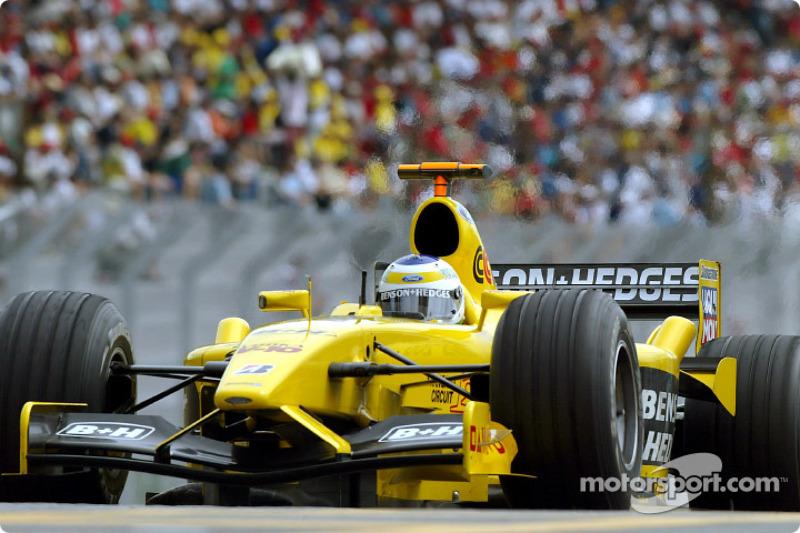 2003: Джанкарло Физикелла, Jordan-Ford EJ13