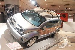 Six-passenger Dodge Kahuna