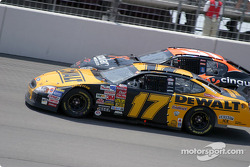 Matt Kenseth y Robby Gordon