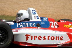 Bill Hart's '99 Lola Champcar