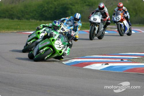 British Superbike: Thruxton