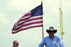 All this shot of Richard Petty is missing is just some apple pie