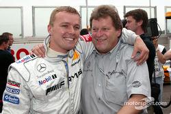 Marcel Fassler and Norbert Haug