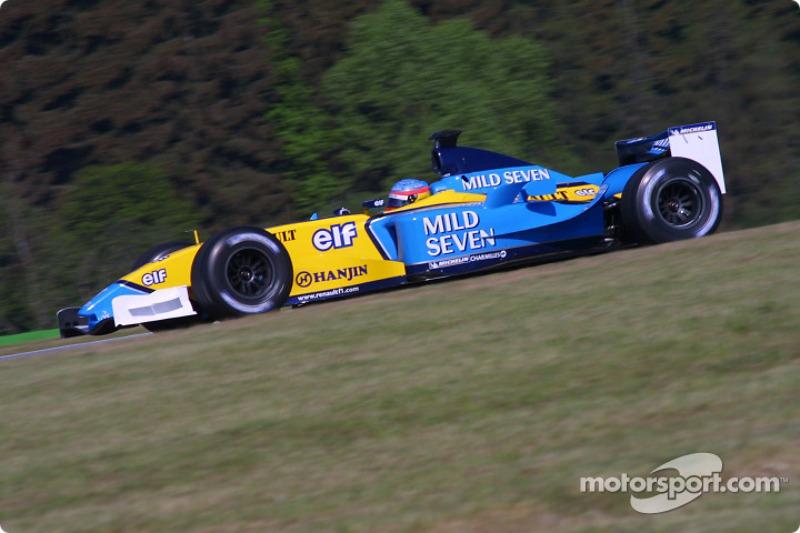 Лишь 2 действующих гонщика – Фернандо Алонсо и Кими Райкконен – застали Формулу 1 на «А1-Ринге»