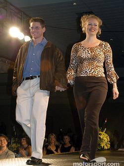 Paul Dana and wife Tonya
