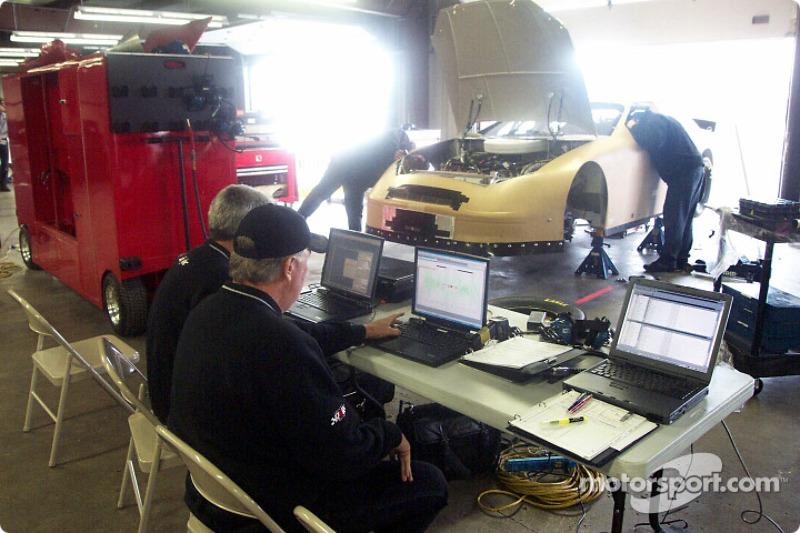 Robert Yates Racing team members