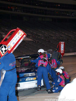 Pitstop for Shawna Robinson