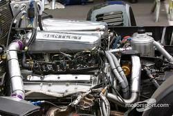 #8 Team Bentley Bentley Speed 8 powerplant