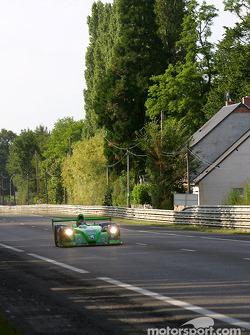 #17 Pescarolo Sport Courage C60-Peugeot: Jean-Christophe Boullion, Franck Lagorce, Stephane Sarrazin