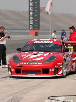 #89 Inline Cunningham Racing Porsche GT3 RS