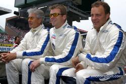 Noel del Bello Racing Reynard 2KQ LM Lehmann : Jean-Luc Maury-Laribière, Didier André, Christophe Pillon