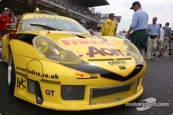 #78 PK Sport LTD Porsche 911 GT3 RS