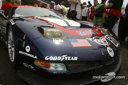#53 Corvette Racing Gary Pratt Corvette-Chevrolet C5