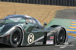 #8 Team Bentley Bentley Speed 8: Johnny Herbert, David Brabham, Mark Blundell