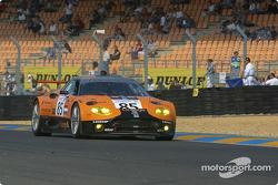 #85 Team Orange Spyker Spyker C8 Double12R: Norman Simon, Hans Hugenholtz, Tom Coronel