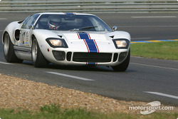 #12 Ford GT40: Mark Lemmer, Flavien Marcais