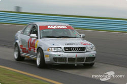 #04 Istook/Aines Motorsport Group Audi S4: Don Istook, Paul Zube