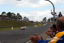 Winterbottom takes the chequered flag