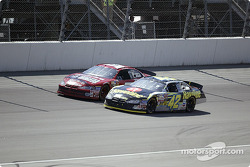 Bill Elliott and Jamie McMurray