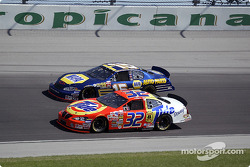 Ricky Craven and Michael Waltrip