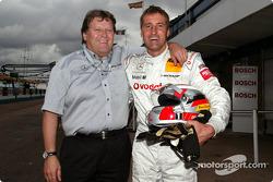 Norbert Haug and Bernd Schneider