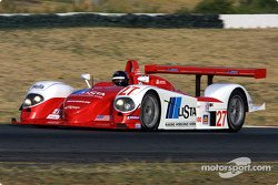 #27 Doran Lista Racing Dallara MG: Didier Theys, Freddy Lienhard