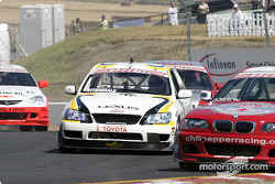 Race action in T2