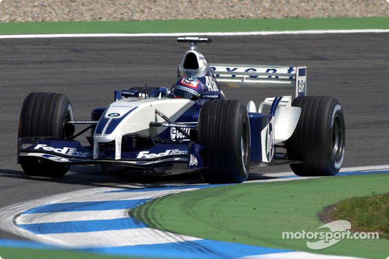 2003: Juan Pablo Montoya, Williams FW25