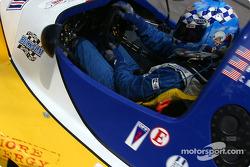 #56 Team Bucknum Racing Pilbeam MP91 / Willman 6: Jeff Bucknum, Bryan Willman, Chris McMurry