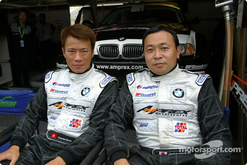 Genji Hashimoto/Charles Kwan