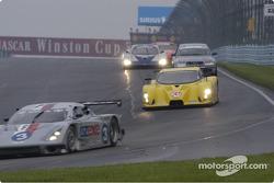 #70 Speed source - Porsche GT3 Cup turn one