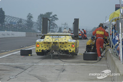 #80 G&W Motorsports-BMW Picchio in the pits