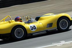 #58 1958 Lister-Corvette