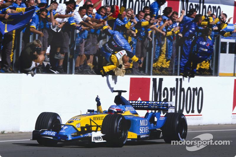 Renault 2003: Fernando Alonso, Renault R23B