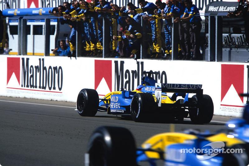2003. Гран Прі Угорщини