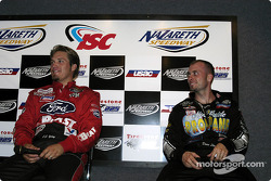 J.J. Yeley and Dave Steele