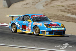 #68 The Racer's Group Porsche 911 GT3RS: Chris Gleason, Marc Bunting