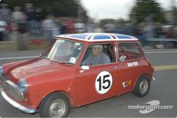 #15 1964 Austin Cooper S