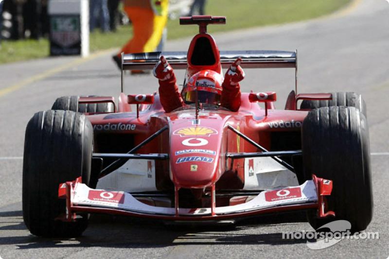 2003 İtalya GP
