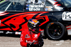 Konica V8 Supercar driver Dale Brede finds the step up to the V8 Supercar series that little bit harder