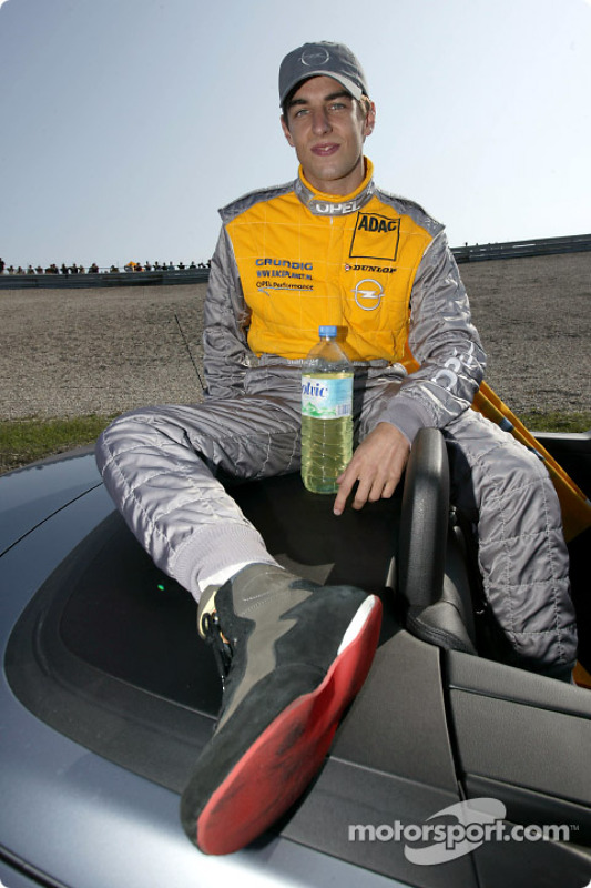 Drivers presentation: Jeroen Bleekemolen