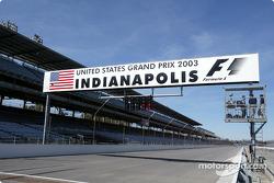 Carte postale d'Indianapolis