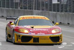 #29 JMB Racing USA/Team Ferrari Ferrari 360 Modena: Stephen Earle, Mark Neuhaus
