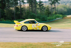 #01 G&W Motorsports Porsche 993: Vinnie Faraci, Darren Law
