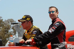 Matt Kenseth y Kurt Busch