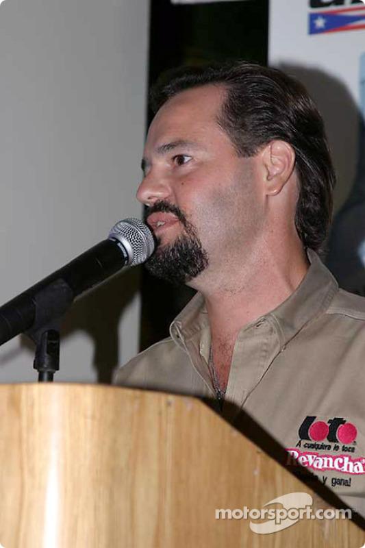 Conférence de presse du Grand Prix de Porto Rico